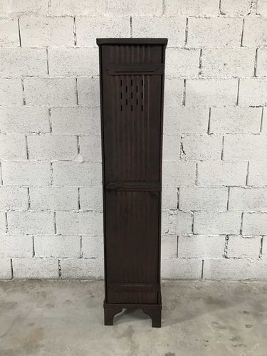 Corrugated Iron Locker Unit From Strafor 1930 For Sale At