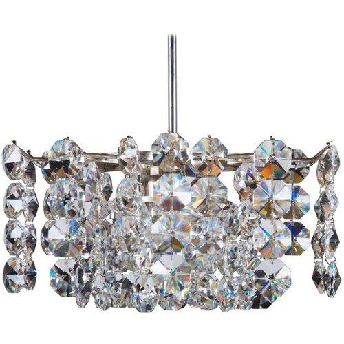 Mid century austrian crystal chandelier en venta en pamono aloadofball Image collections
