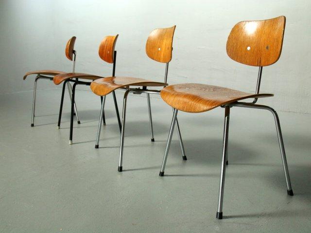 se 68 walnuss furnier stuhl von egon eiermann f r wilde spieth 1960er bei pamono kaufen. Black Bedroom Furniture Sets. Home Design Ideas