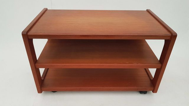Danish Side Table From Salin Nyborg, 1970s For Sale At Pamono