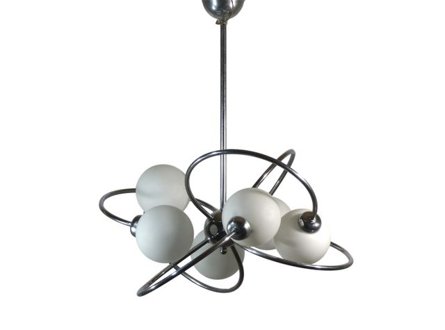 Space age sputnik ceiling light 1970s for sale at pamono mozeypictures Image collections