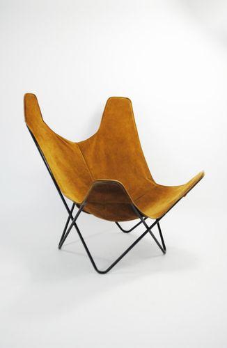 butterfly st hle von jorge hardoy ferrari f r knoll 1970er bei pamono kaufen. Black Bedroom Furniture Sets. Home Design Ideas