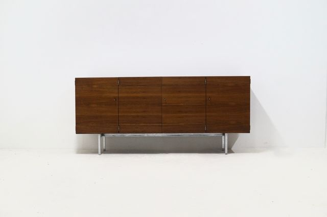 palisander sideboard von herbert hirche f r holz pfel kg. Black Bedroom Furniture Sets. Home Design Ideas