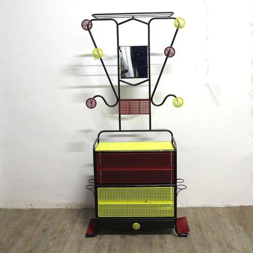 franz sische vintage garderobe bei pamono kaufen. Black Bedroom Furniture Sets. Home Design Ideas