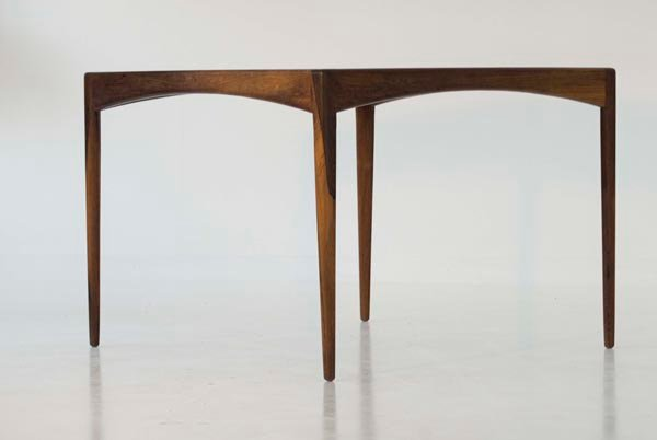 Rosewood Table By Kristian Vedel For Soren Willadsen