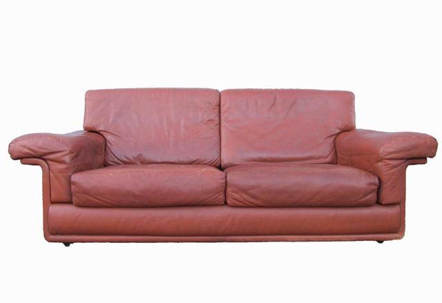 braunes schweizer ledersofa von de sede bei pamono kaufen. Black Bedroom Furniture Sets. Home Design Ideas