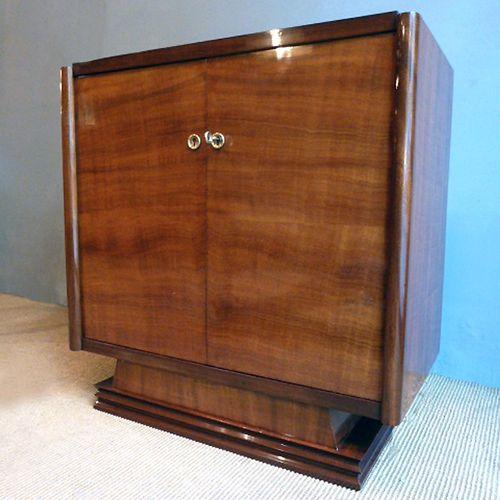 kleine cocktailbar frankreich 1940er bei pamono kaufen. Black Bedroom Furniture Sets. Home Design Ideas