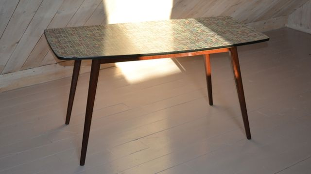 Mid Century Swedish Coffee Table For Sale At Pamono