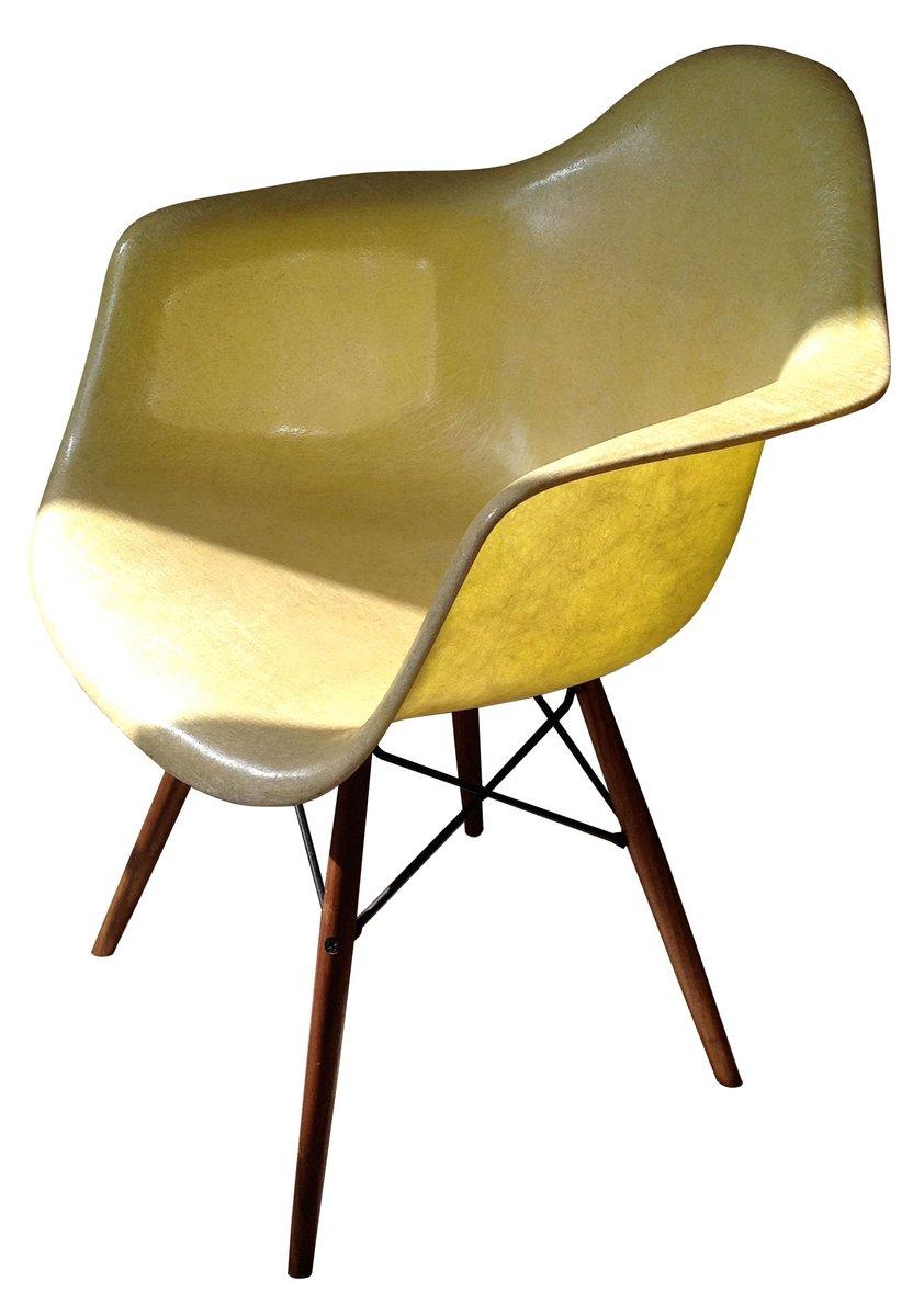 dax stuhl von charles und ray eames f r zenith 1950 bei. Black Bedroom Furniture Sets. Home Design Ideas
