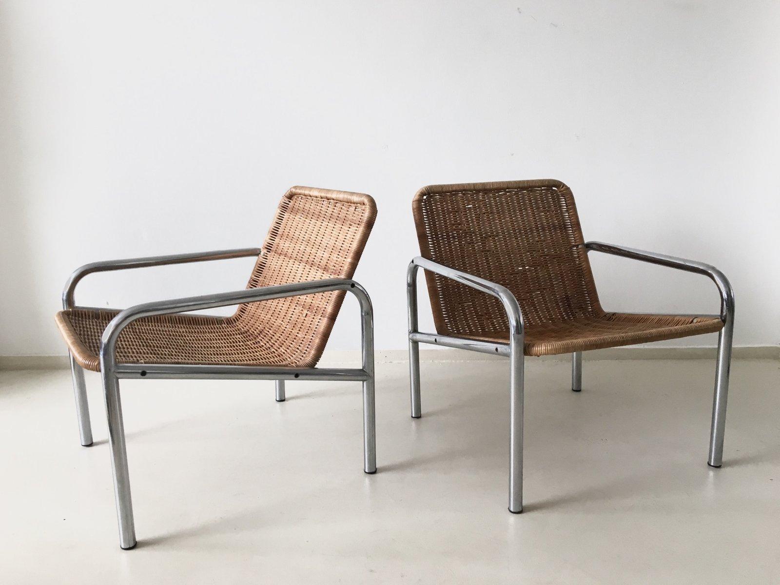 Chaise metal vintage cool superbe chaise haute metal chaise haute