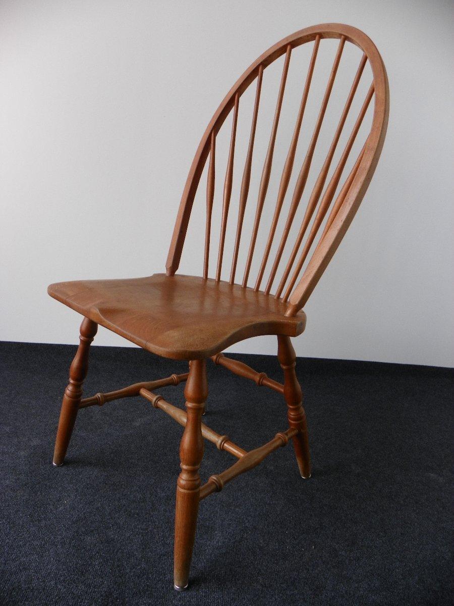 jugoslawischer vintage windsor stuhl bei pamono kaufen. Black Bedroom Furniture Sets. Home Design Ideas