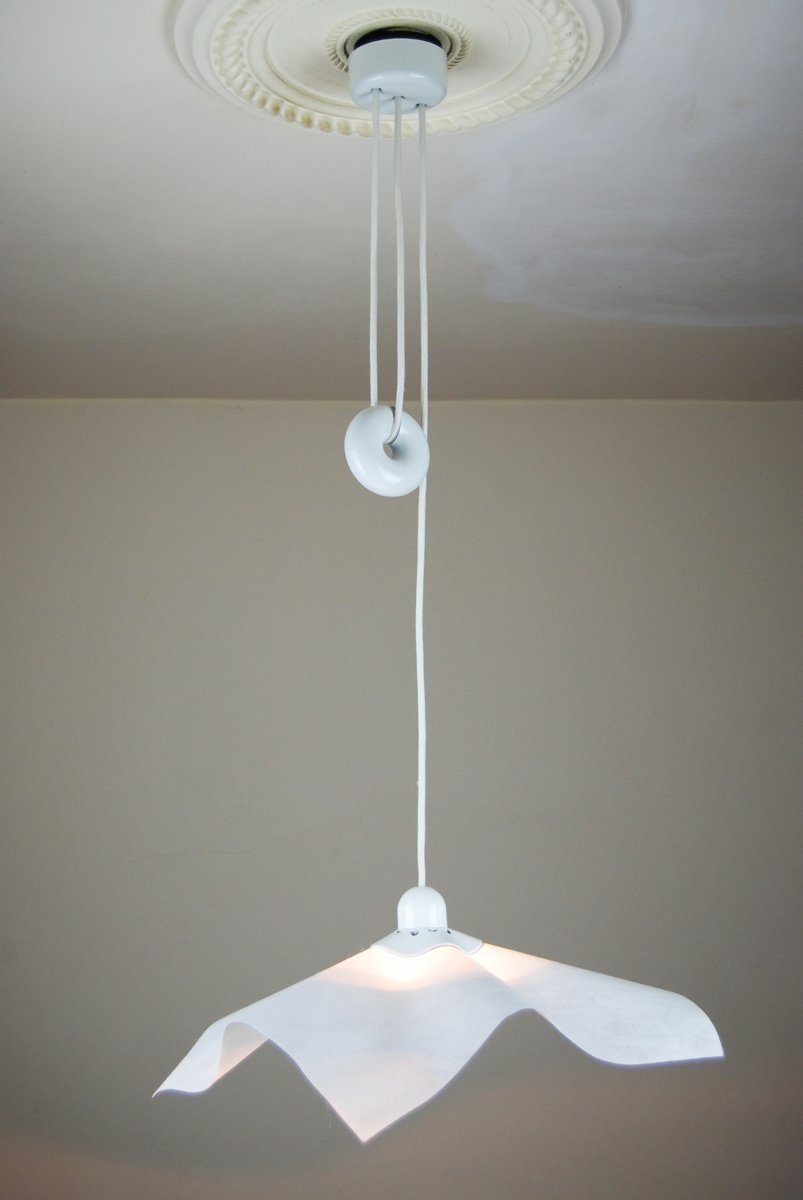 Area ceiling lamp by mario bellini for artemide spa for sale at pamono arubaitofo Gallery