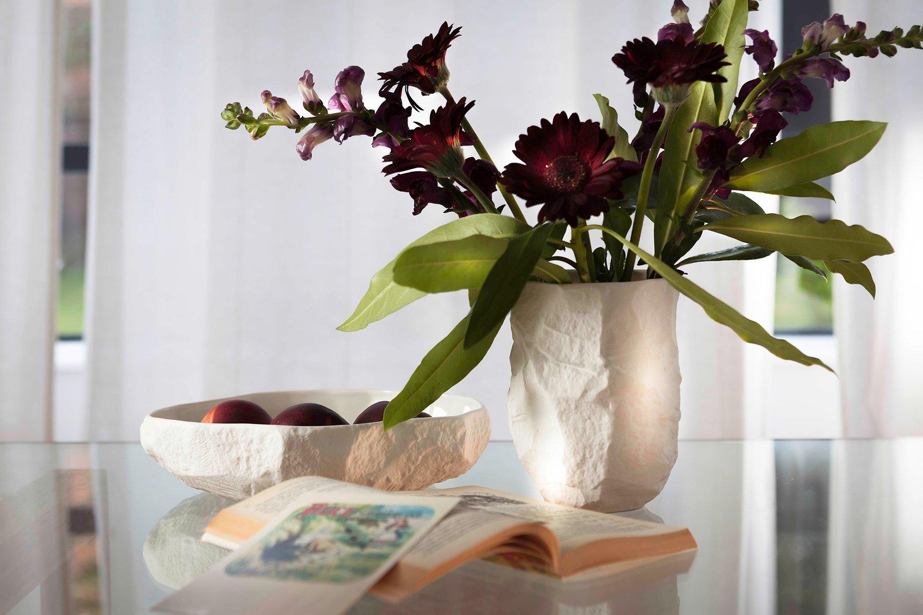 gro e flache schale aus der crockery reihe von max lamb f r 1882 ltd bei pamono kaufen. Black Bedroom Furniture Sets. Home Design Ideas
