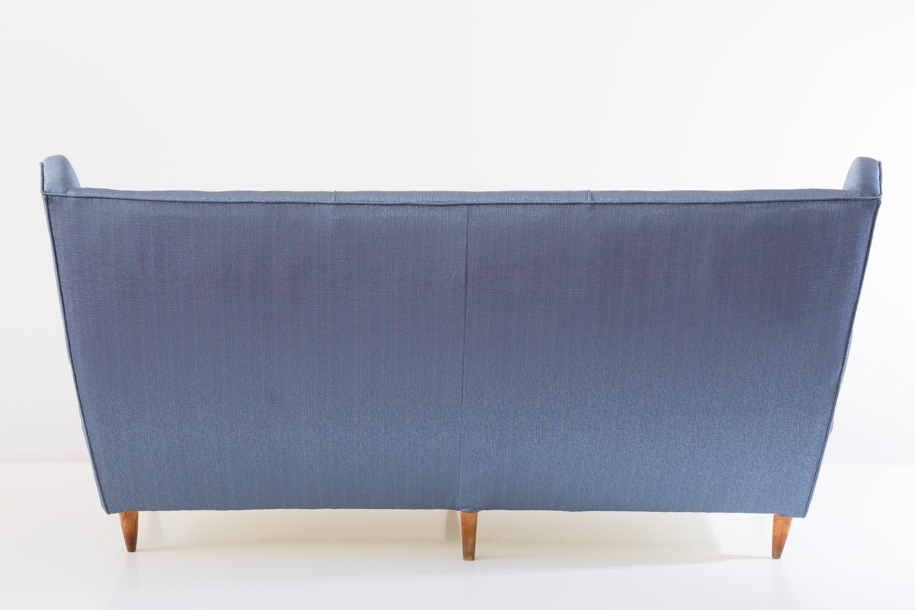 Drei sitzer ohrensessel sofa von paolo buffa bei pamono kaufen for Ohrensessel 1 5 sitzer bezug baumwollmischgewebe