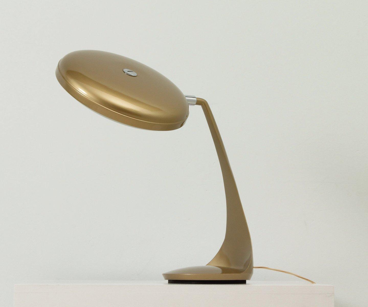 Desk Lamp Model Reina By Lupela 1960s