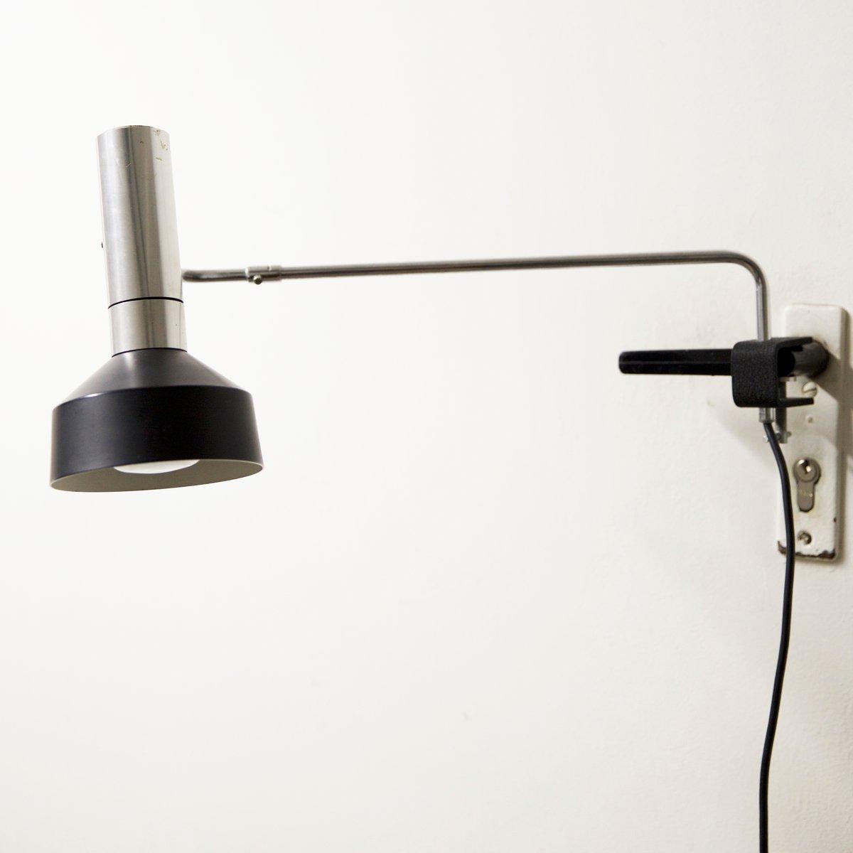 klemm lampe aus metall von baltensweiler bei pamono kaufen. Black Bedroom Furniture Sets. Home Design Ideas