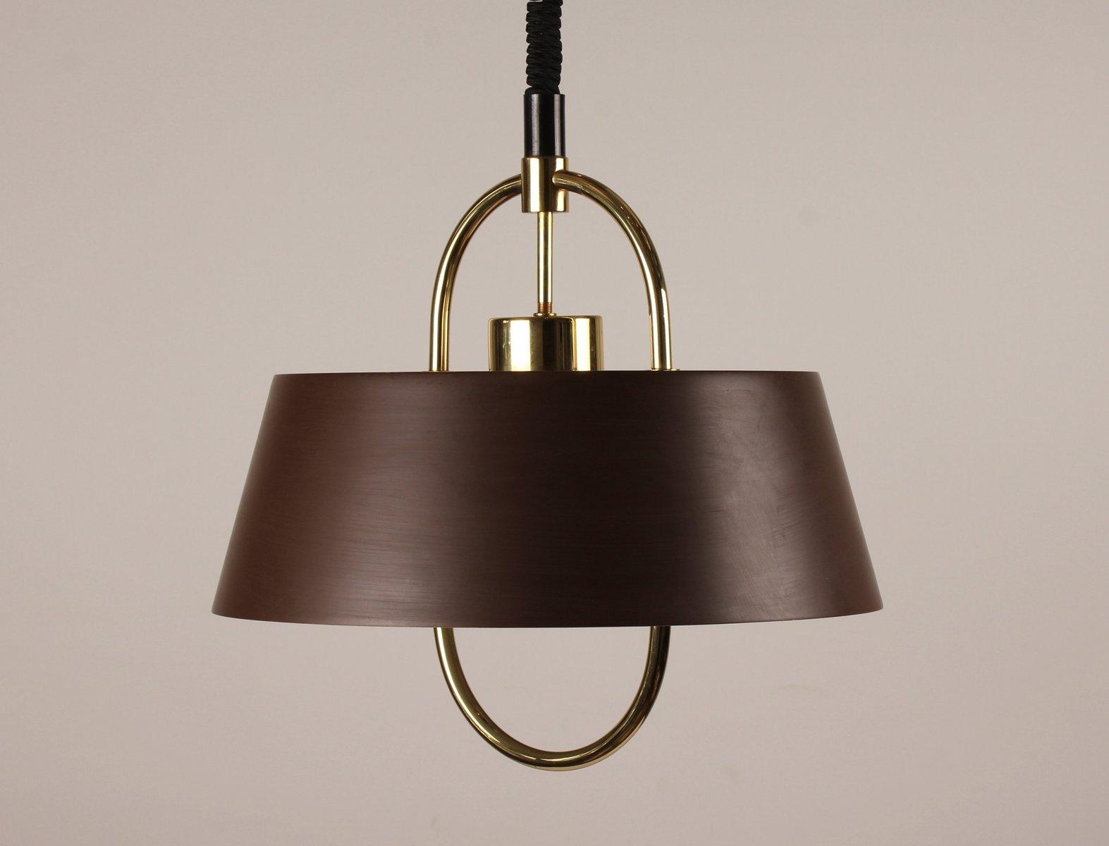 d nische hercules lampe von jo hammerborg f r fog m rup 1970er bei pamono kaufen. Black Bedroom Furniture Sets. Home Design Ideas