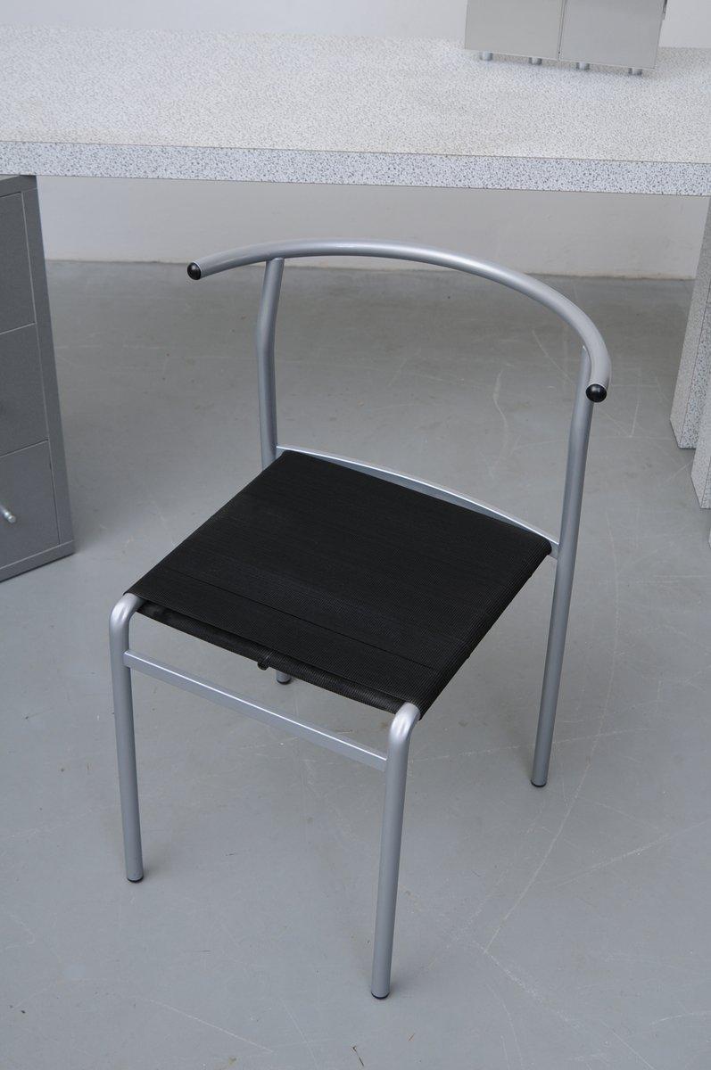 dione schminktisch von antonia astori de ponti und stuhl von philippe starck bei pamono kaufen. Black Bedroom Furniture Sets. Home Design Ideas