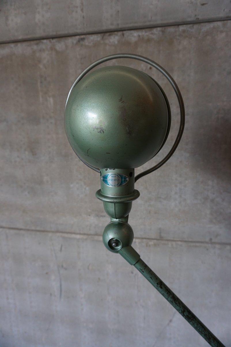 vierarmige industrielle vintage vespa lampe von jean louis domecq f r jield bei pamono kaufen. Black Bedroom Furniture Sets. Home Design Ideas