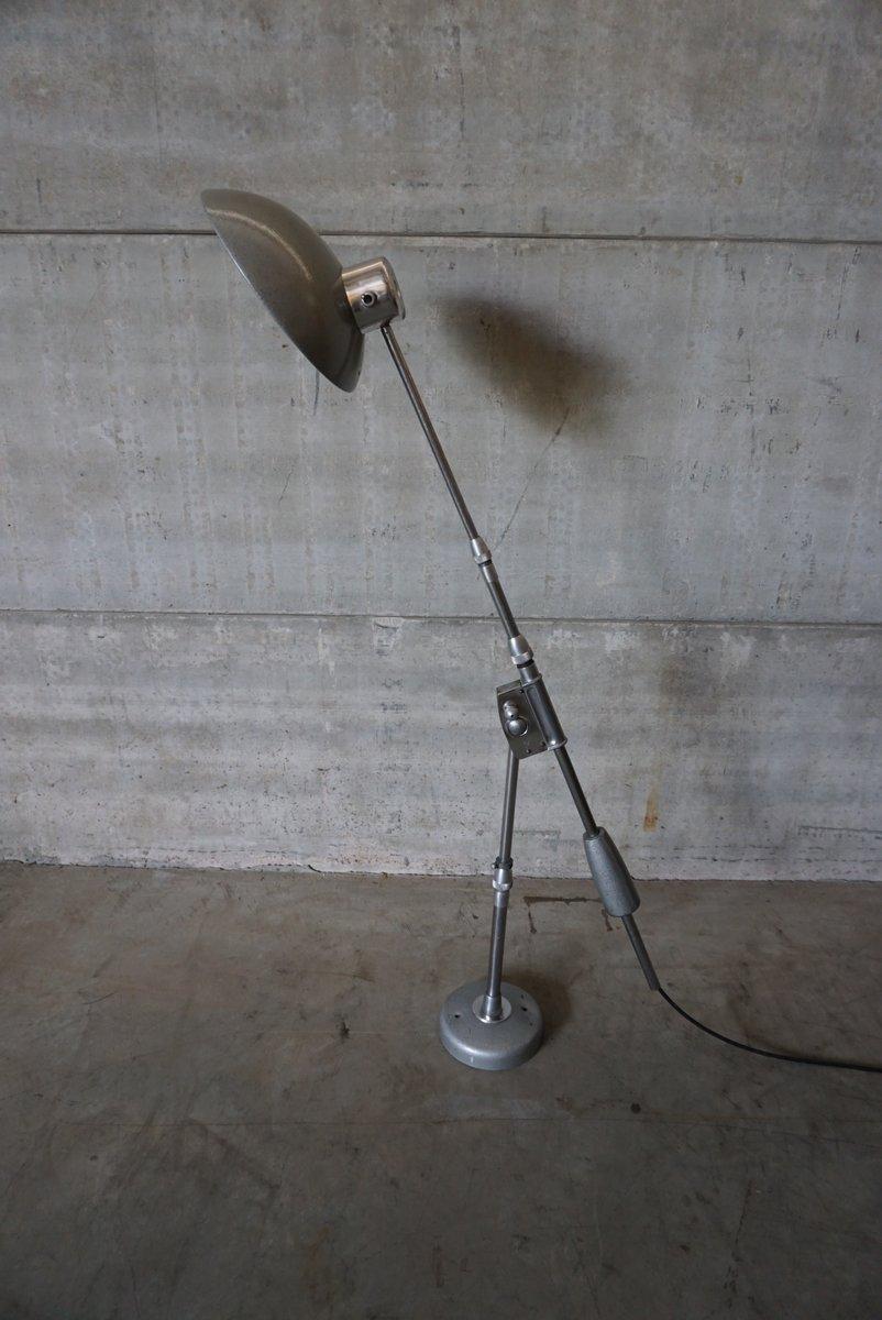 lampe d 39 architecte par ferdinand sol re pour solere paris 1950s en vente sur pamono. Black Bedroom Furniture Sets. Home Design Ideas
