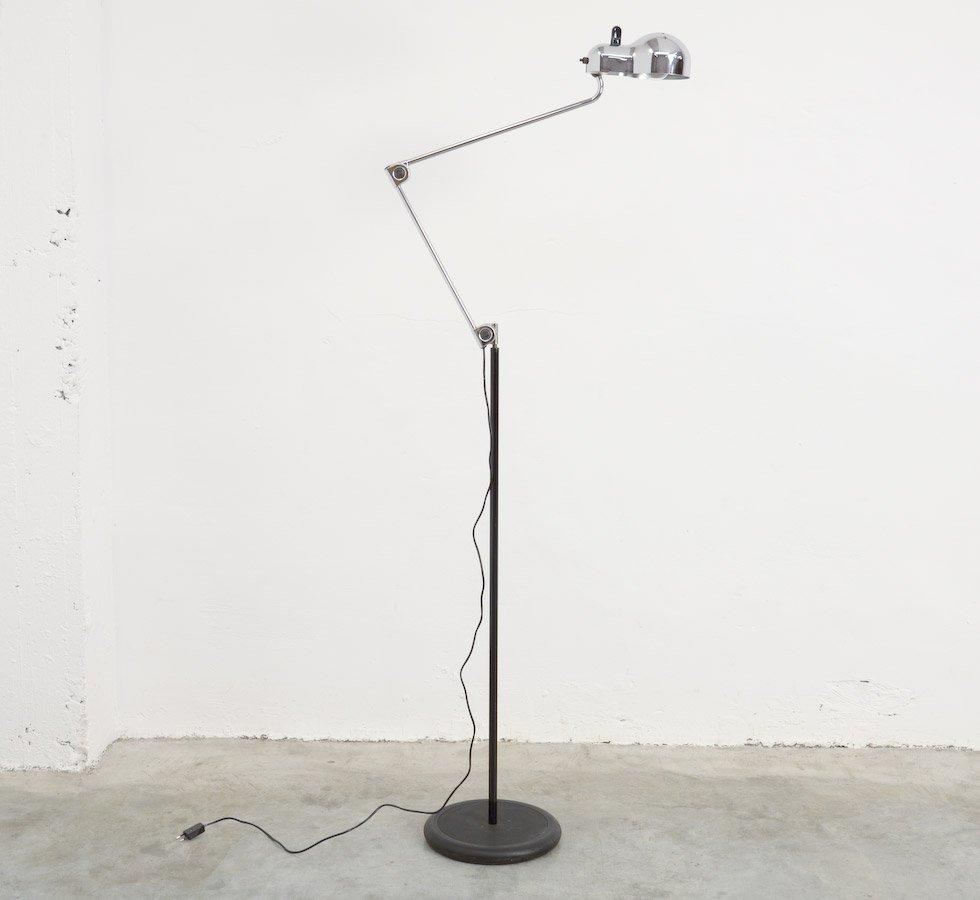 lampadaire topo par joe colombo pour stilnovo 1970s en. Black Bedroom Furniture Sets. Home Design Ideas