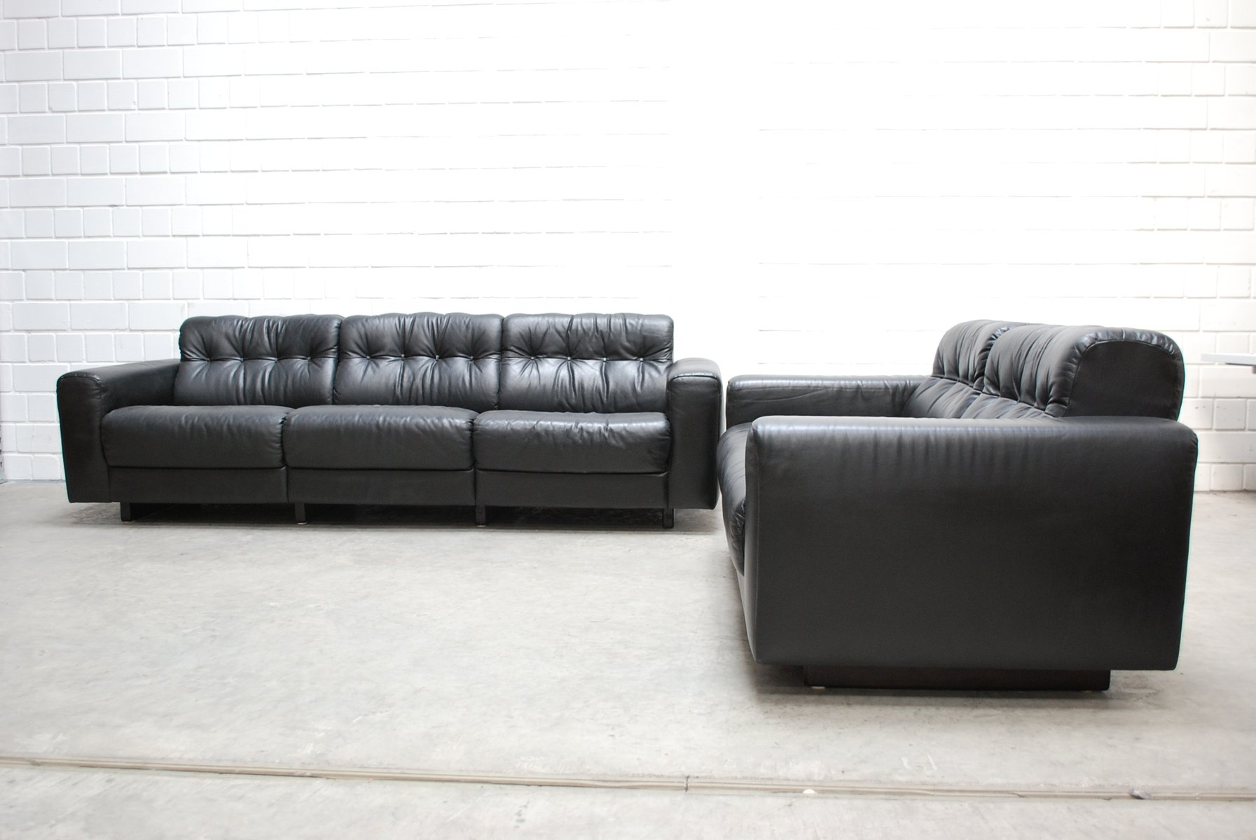 pdx room set black leather reviews piece layla in living style wayfair furniture
