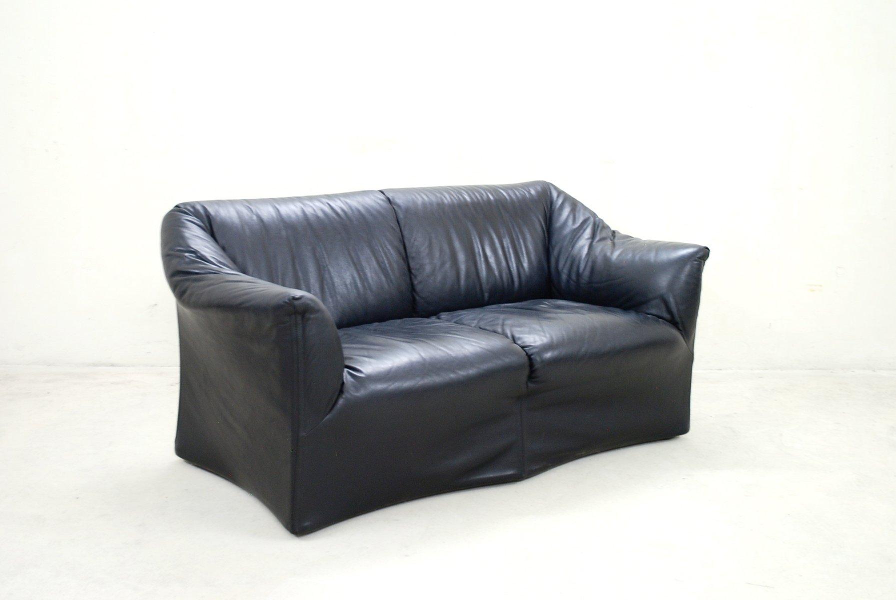 modell tentazione ledersofa von mario bellini for cassina 1973 bei pamono kaufen. Black Bedroom Furniture Sets. Home Design Ideas