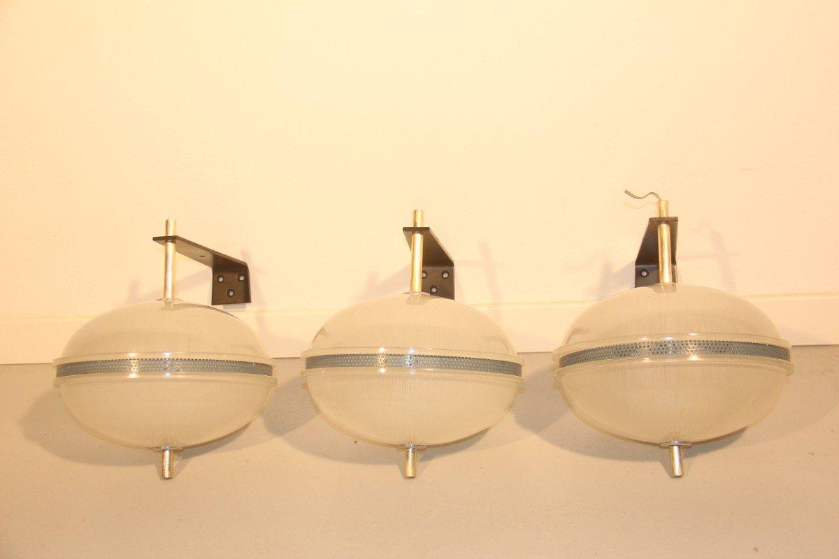 italienische wandlampe von sergio mazza f r artemide. Black Bedroom Furniture Sets. Home Design Ideas