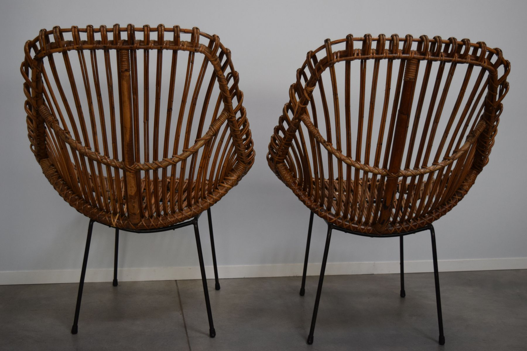 per pamono of price sale at french chairs rattan for chair set