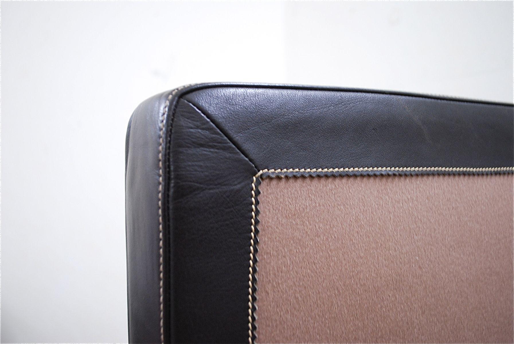 Divan edition 3000 en cuir par jean pierre dovat pour de for Divan cuir