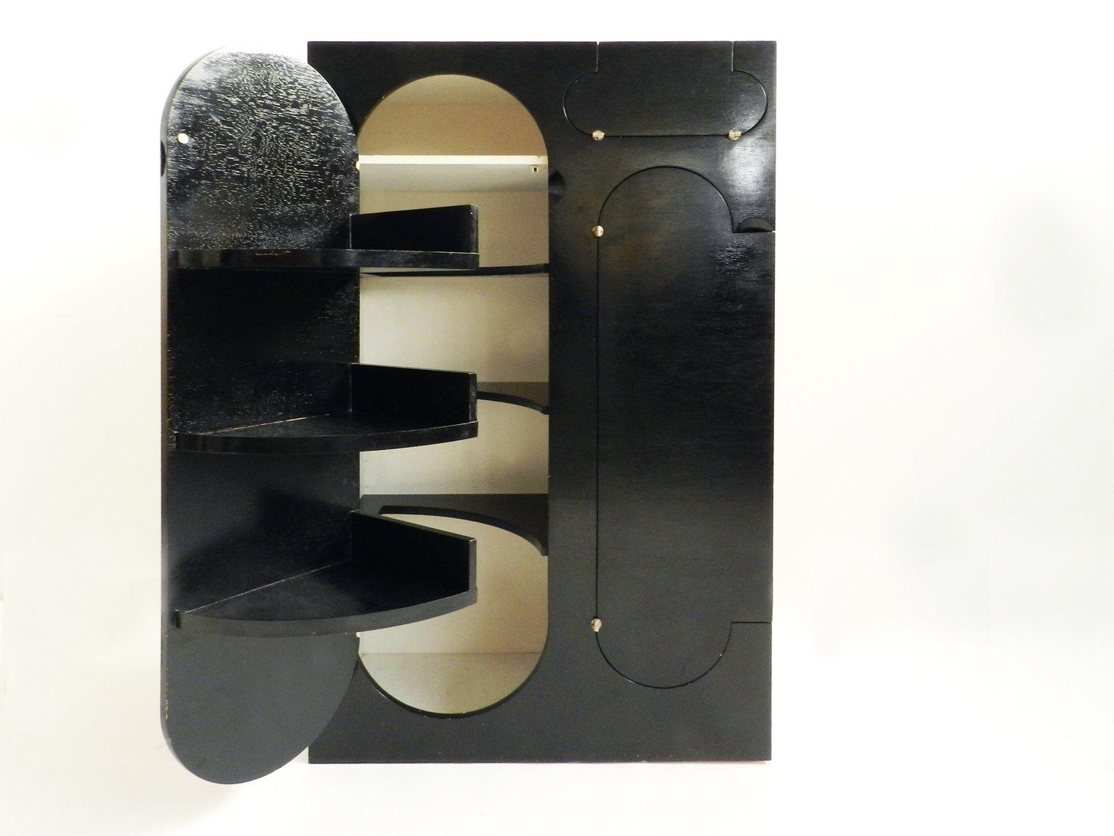 Squadra Bar Cabinet by Klaus Vogt for Portmann + Meier AG, 1964 ...