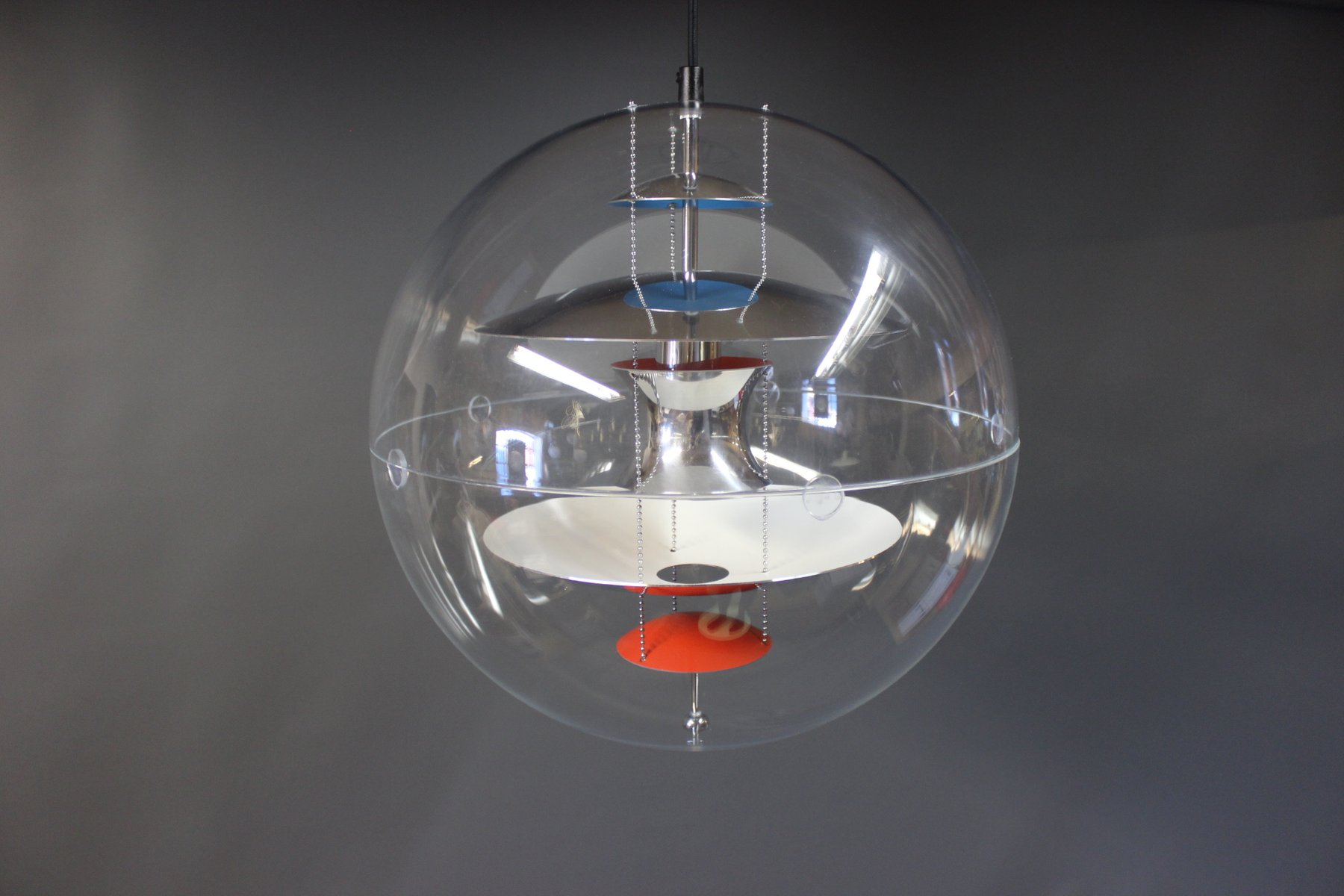 verner panton lighting. Danish Globe Lamp By Verner Panton, 1969 Panton Lighting
