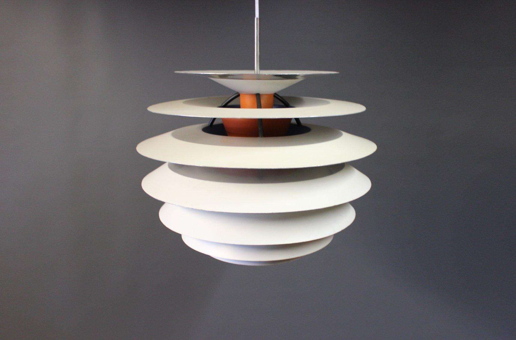 d nische ph contrast lampe von poul henningsen f r louis poulsen 1960er bei pamono kaufen. Black Bedroom Furniture Sets. Home Design Ideas