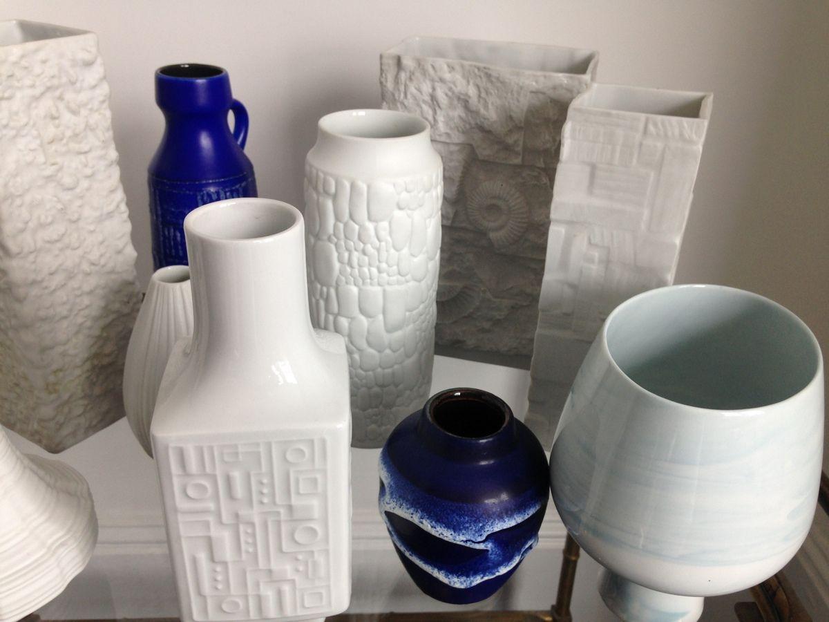 deutsches keramik set 1970s set of 12 bei pamono kaufen. Black Bedroom Furniture Sets. Home Design Ideas