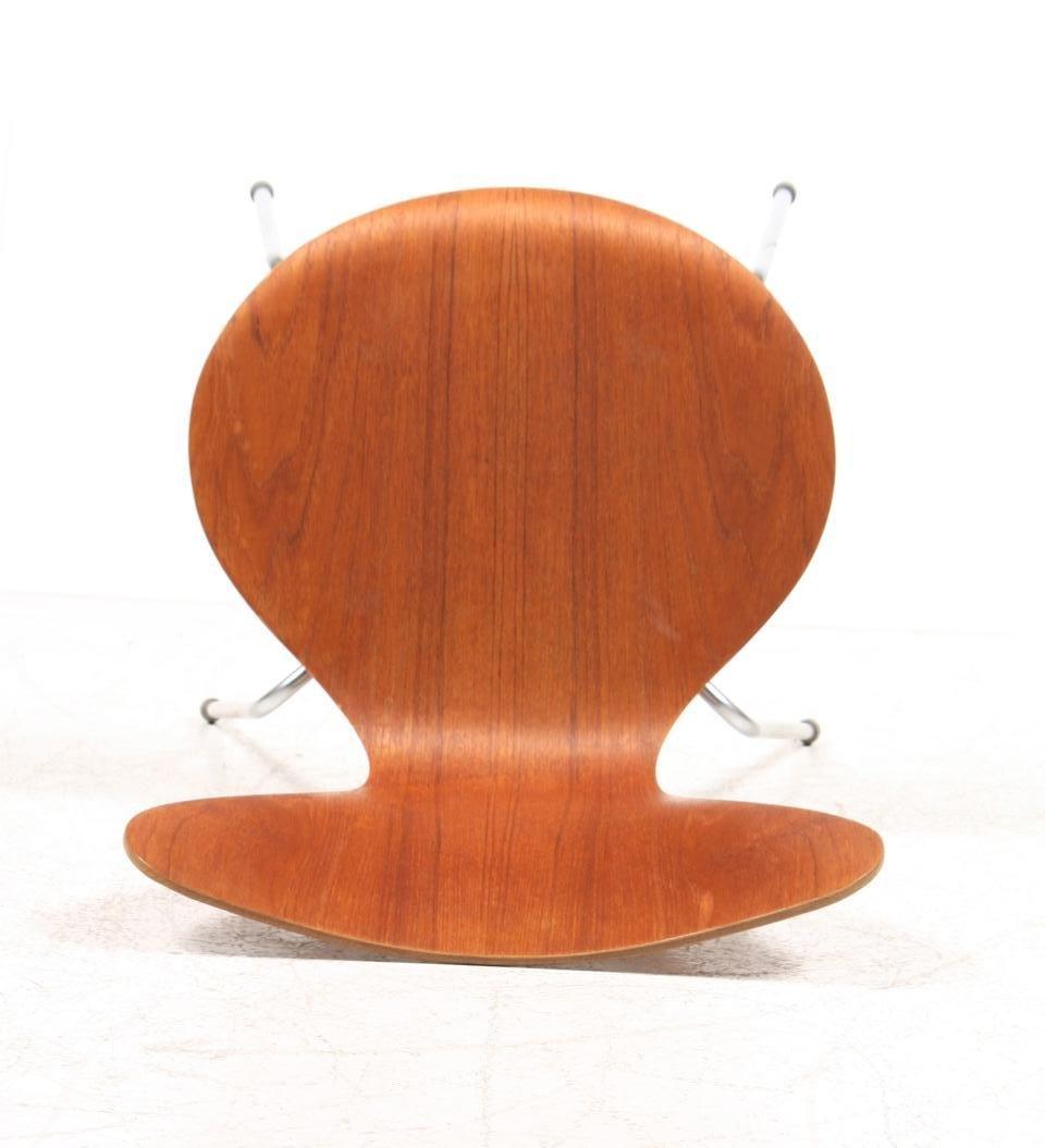 Danish Series 7 Teak Dining Chairs By Arne Jacobsen For Fritz Hansen,  1960s, Set Of 6