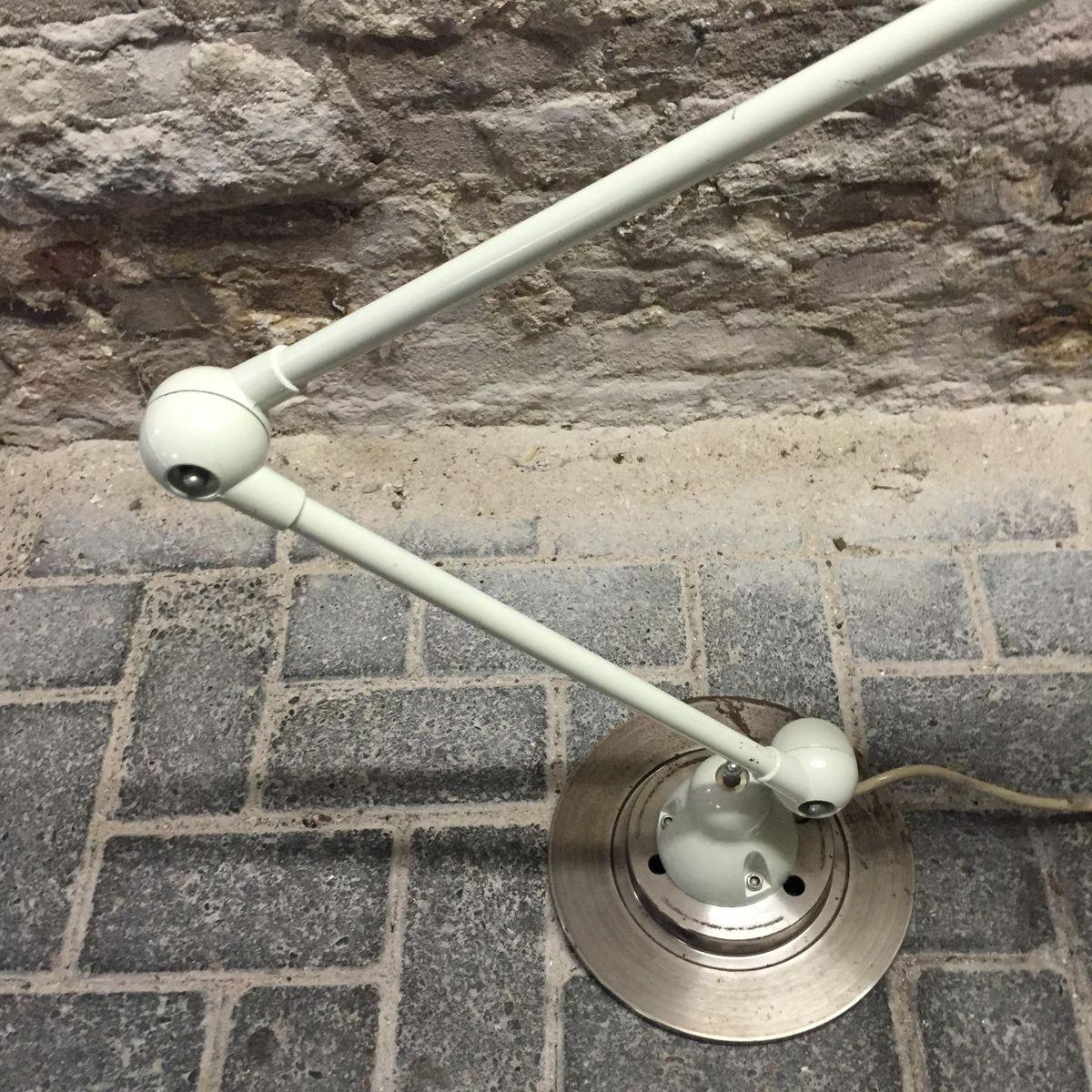 franz sische industrielle lampe von jean louis domecq f r jielde 1950er bei pamono kaufen. Black Bedroom Furniture Sets. Home Design Ideas