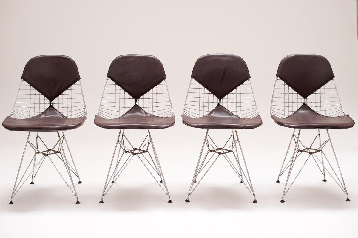 Sedie DKR-2 di Charles & Ray Eames per Herman Miller, anni \'50 ...