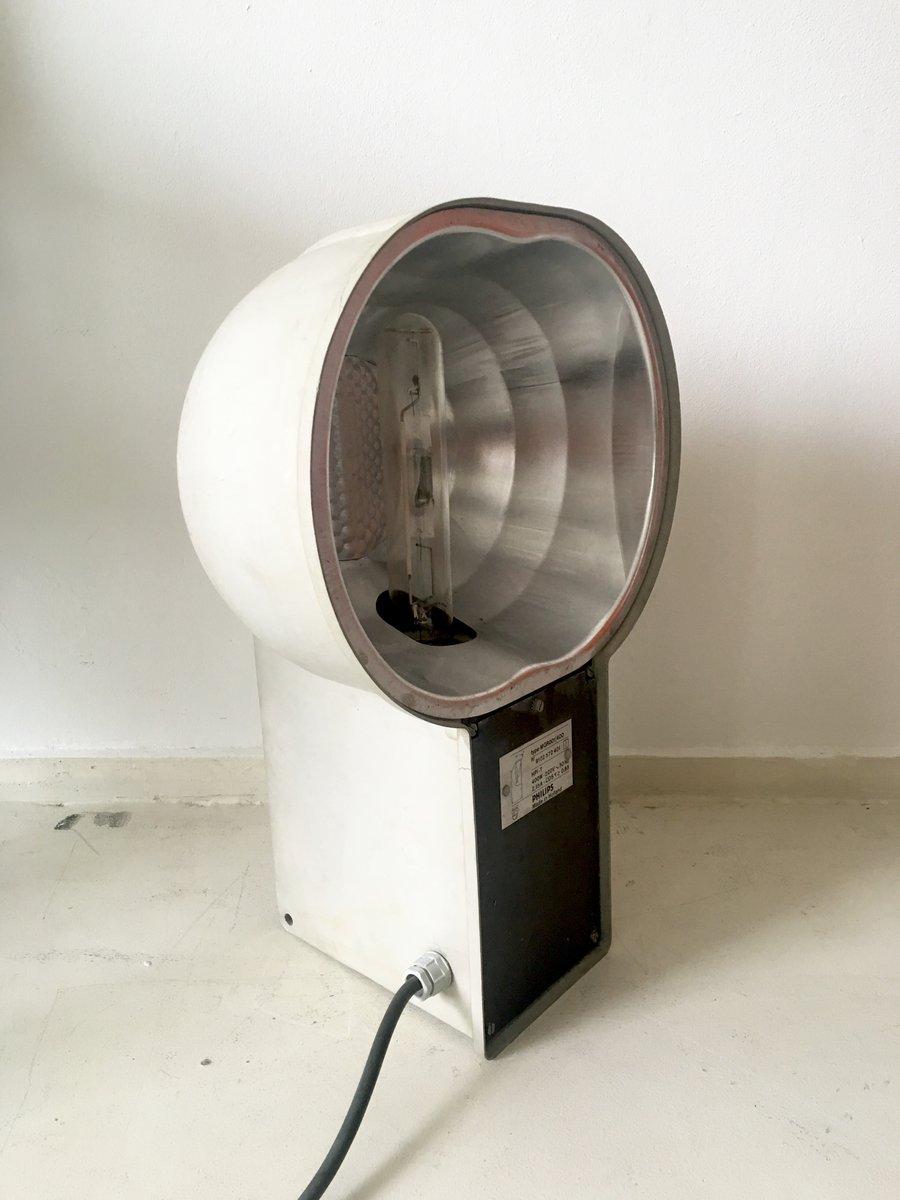 industrie wandlampe von philips 1960er bei pamono kaufen. Black Bedroom Furniture Sets. Home Design Ideas