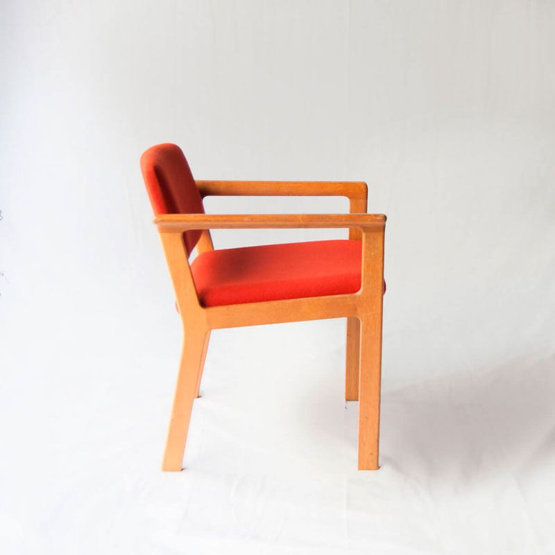 Danish Teak Armchair By H 246 Ng Stole 1960 For Sale At Pamono
