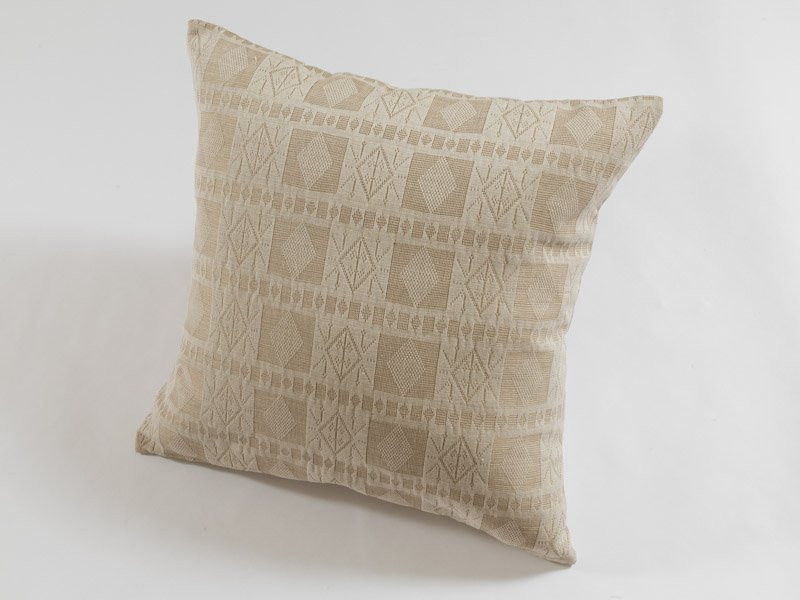 Throw Pillow Fight Viewing Guide Answers : Katsina Decorative Pillow in Camel by Nzuri Textiles for sale at Pamono