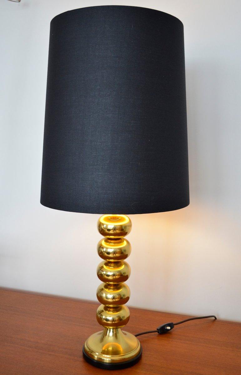German Bubble Table Lamp, 1970s