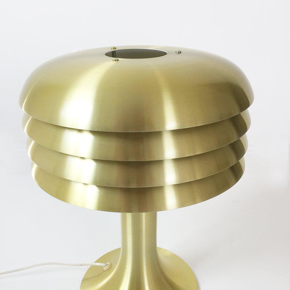brass desk light by hans agne jakobsson for ab markaryd. Black Bedroom Furniture Sets. Home Design Ideas