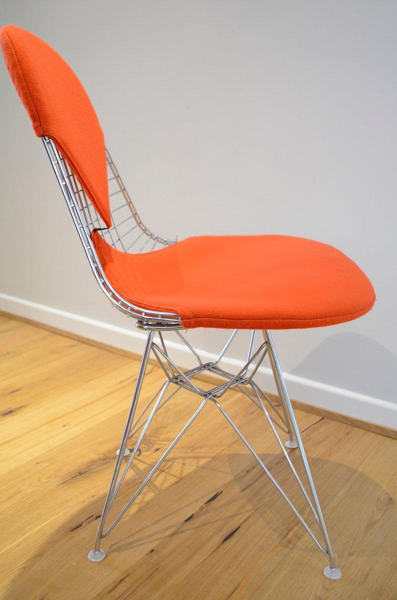 Mid-Century Bikini Draht Stuhl von Charles & Ray Eames für Vitra ...