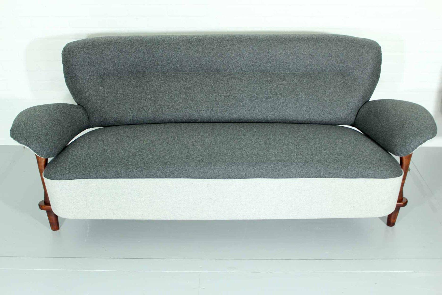 niederl ndisches mid century sofa von theo ruth f r artifort 1950er bei pamono kaufen. Black Bedroom Furniture Sets. Home Design Ideas