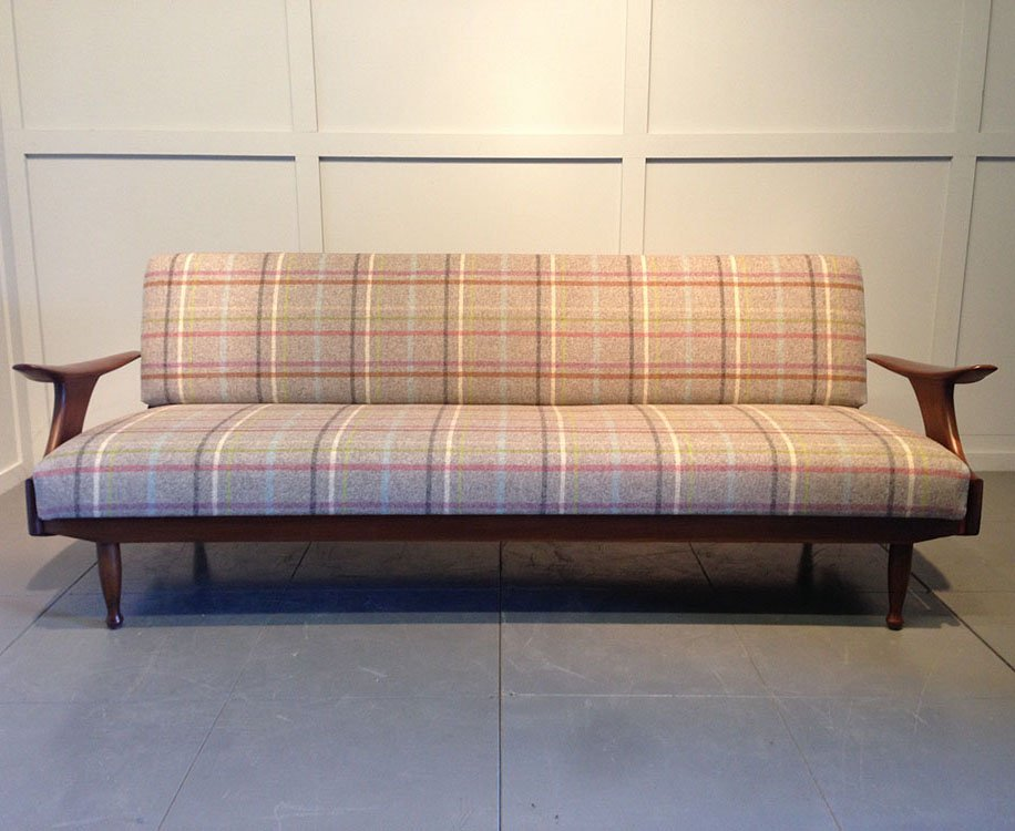 English Sofa Bed From Greaves And Thomas, 1960s