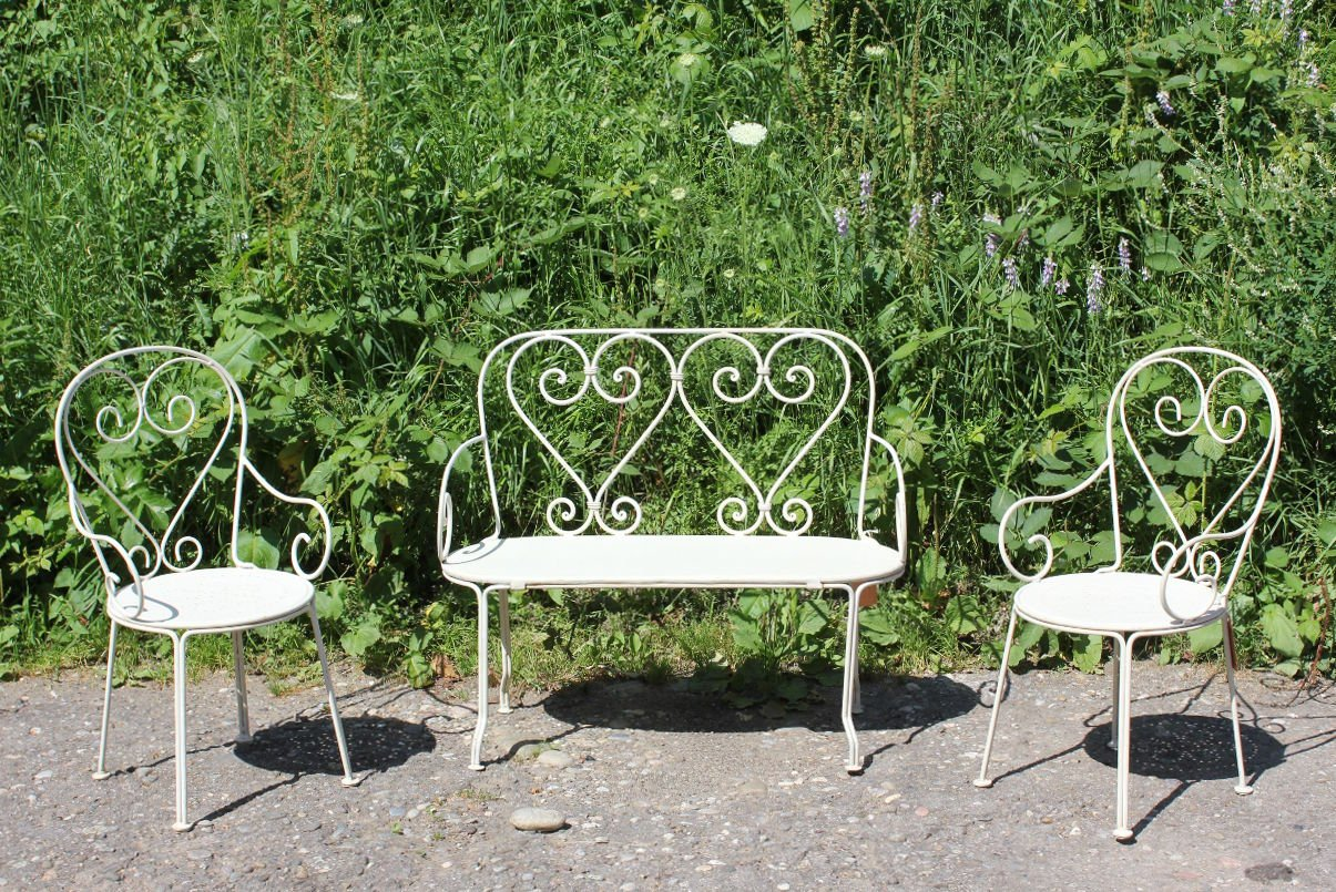Children Garden Furniture German childrens garden furniture set of 3 for sale at pamono german childrens garden furniture set of 3 workwithnaturefo