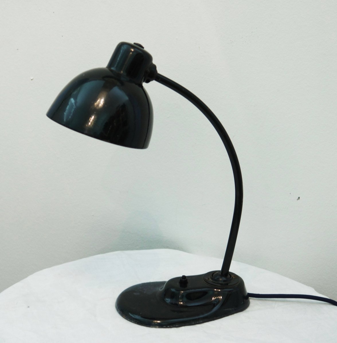 Bauhaus Tischlampe Von Marianne Brandt F R Kandem Leuchte