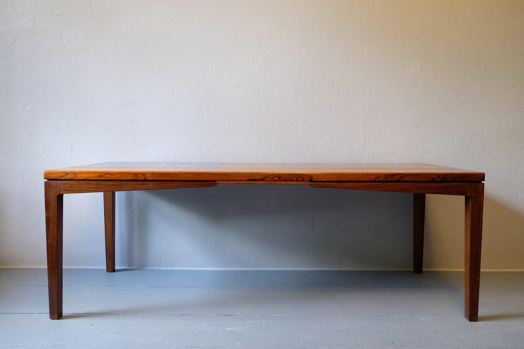 ... Danish Rosewood Coffee Table With Mosaic Ceramic Tiles 1960s For At  Pamono ...