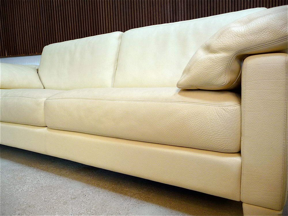 German leather sofa germany living room leather sofa for Sofa junges wohnen