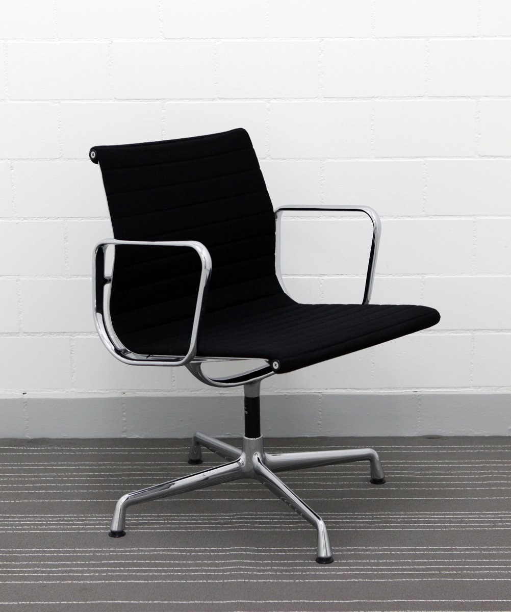 Ea 108 aluminium chair by charles ray eames for vitra for Vitra ea 108 replica